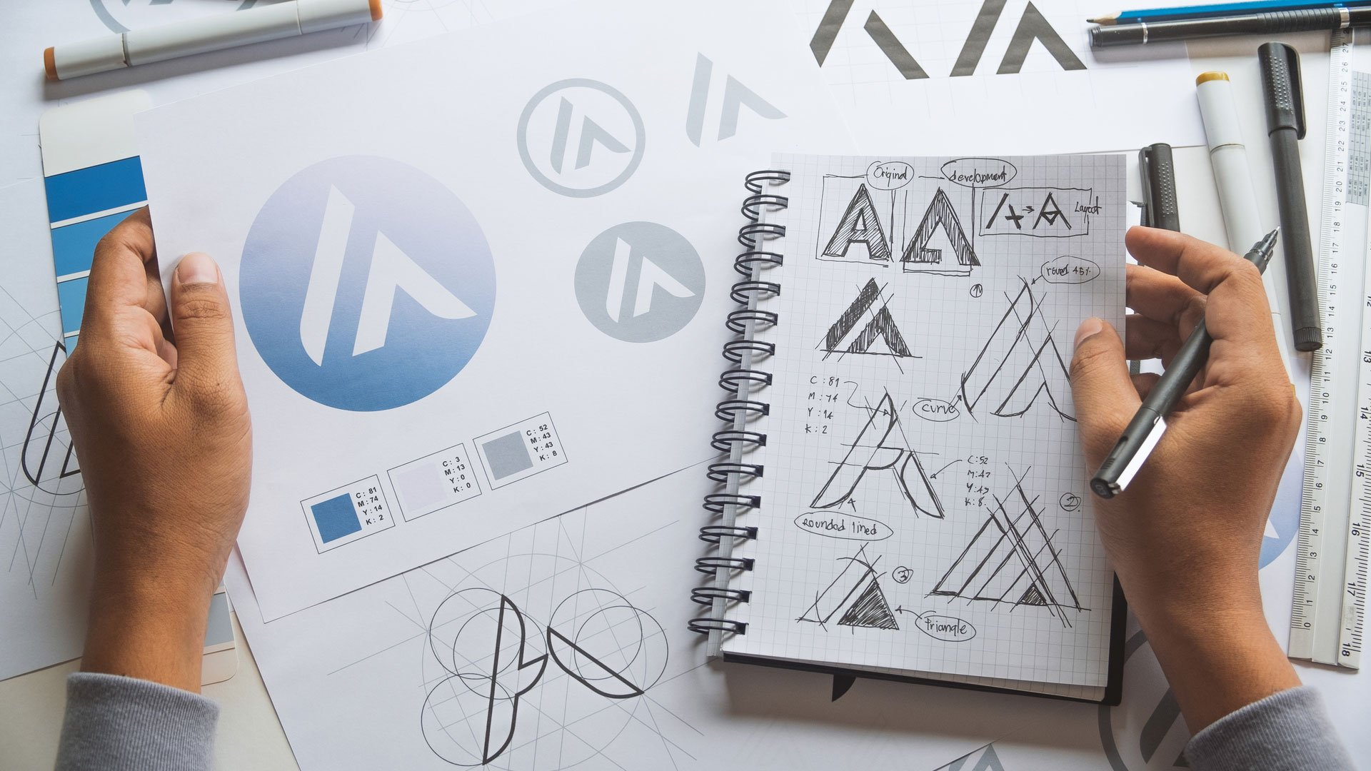 What is brand identity and how to get it designed and developed?